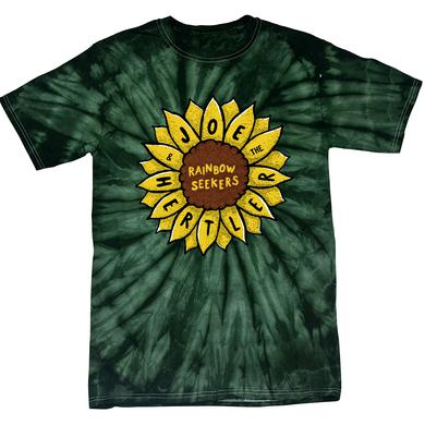 Joe Hertler & The Rainbow Seekers Sunflower Tie Dye Tee