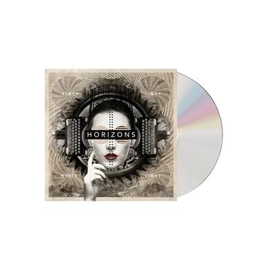 BLACK LIGHT WHITE LIGHT HORIZONS: Digipack CD Album CD