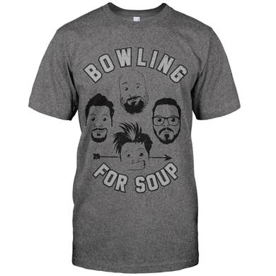 Bowling For Soup - Team Faces Tee