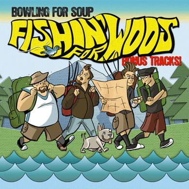 "Bowling For Soup - Fishin' For Woos - Bonus Tracks - 7"" Vinyl"