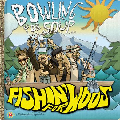 Bowling For Soup - Fishin' For Woos - Vinyl LP