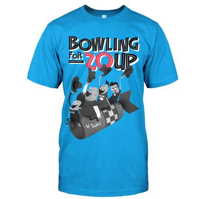 Bowling For Soup - Ride The Bomb Tee