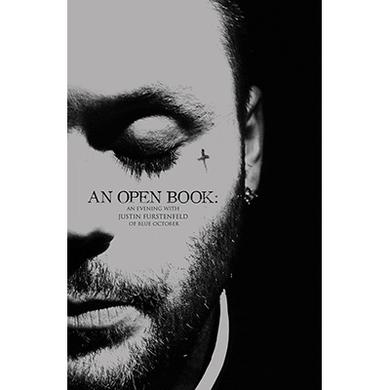 """Blue October - """"An Open Book"""" Limited Ed. Screen Printed Poster"""
