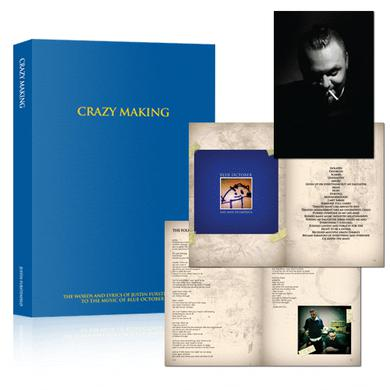 Blue October - Crazy Making - The Words and Lyrics of Justin Furstenfeld (Book) 3rd Edition (Expanded)