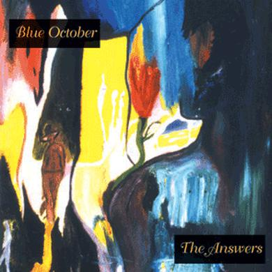 Blue October - The Answers CD