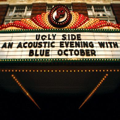 Blue October - Ugly Side: An Acoustic Evening with Blue October CD