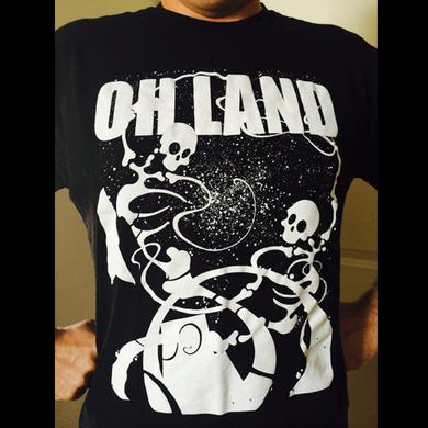 Oh Land - Skeletons Tee