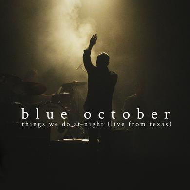 Blue October - Things We Do At Night (Live From Texas) Blu-ray/DVD