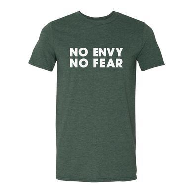 Joshua Radin - No Envy No Fear Tee (Heather Green)