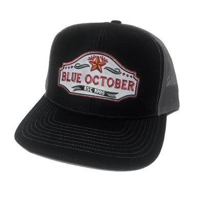 Blue October - Established 1995 Trucker Hat