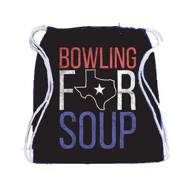 Bowling For Soup - Wichita Falls Drawstring Backpack