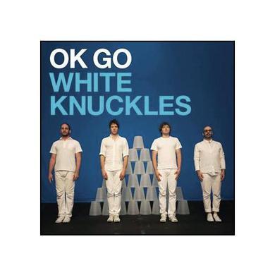 """OK Go - White Knuckles 10"""" Vinyl"""