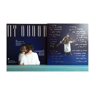"My Bubba - Limited Edition ""Gone"" 7 Inch Single With Handwritten Lyrics"