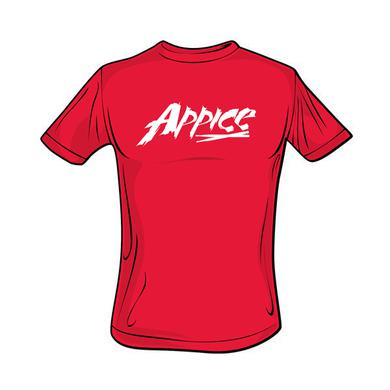Appice - Logo Tee (Red/White)