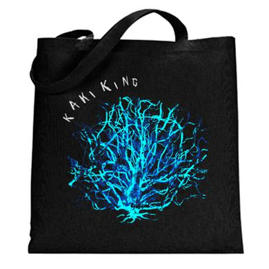 Kaki King - Glow Tree Tote Bag