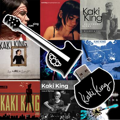 Kaki King - Guitar USB