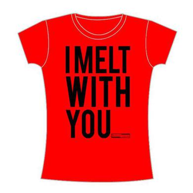 Modern English - Melt With You Ladies Tee