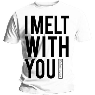 Modern English - Melt With You Tee