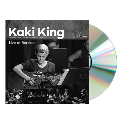 Kaki King - Live At Berklee CD (Feat. Porta Girevole Chamber Orchestra)