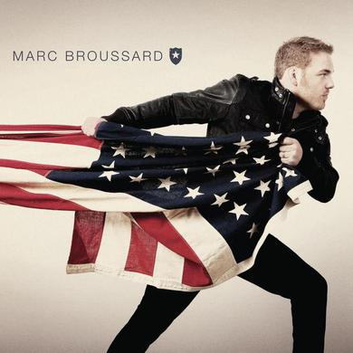Marc Broussard - Self Titled CD
