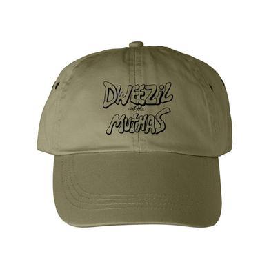 Dweezil Zappa - Dweezil and the Muthas Logo Hat (Khaki)