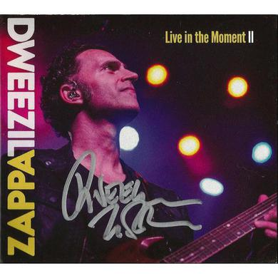 Dweezil Zappa - Live In The Moment Part II CD