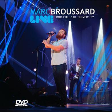 Marc Broussard - Live From Full Sail University DVD
