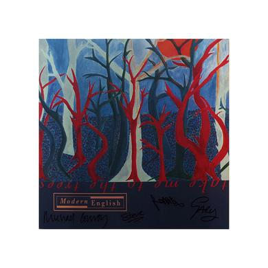 Modern English - Signed Take Me To The Trees CD