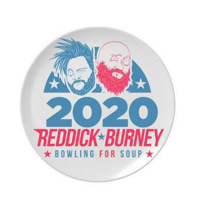 Bowling For Soup - Reddick & Burney 2020 Button