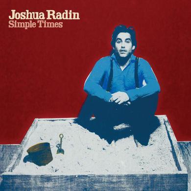 Joshua Radin - Simple Times CD (Deluxe Version)
