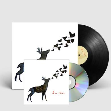 Low Roar - Self Titled CD & Vinyl Bundle