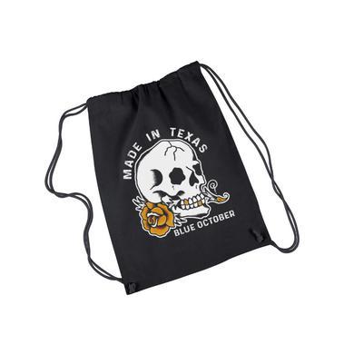 Blue October - Made In Texas Drawstring Bag