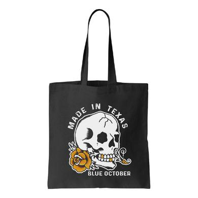 Blue October - Made In Texas Tote Bag