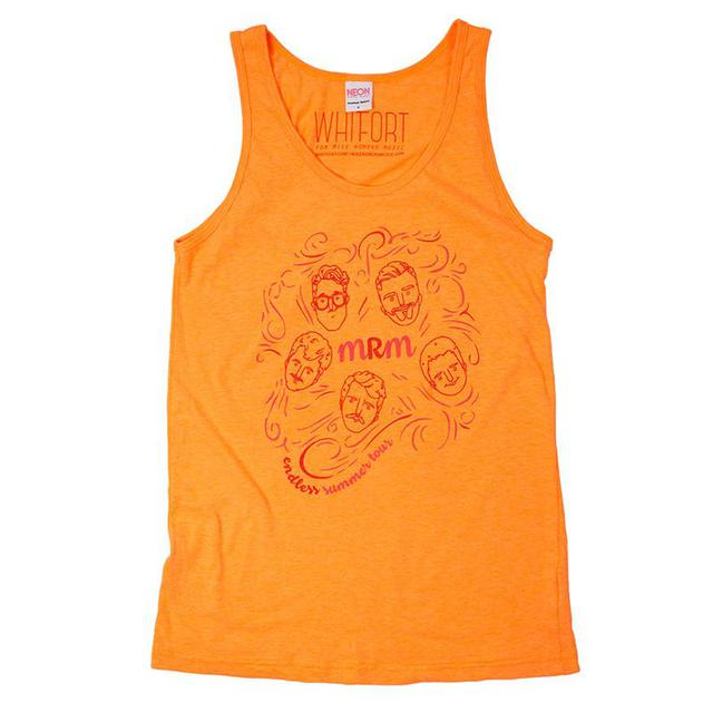 Mike Romero Music - Faces Women's Tank