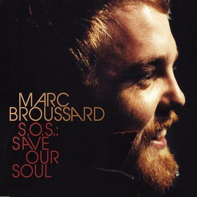 Marc Broussard - S.O.S.: Save Our Soul Vinyl (2007)