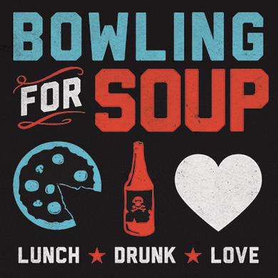 Bowling For Soup - Lunch. Drunk. Love. Vinyl Double LP (Autographed)