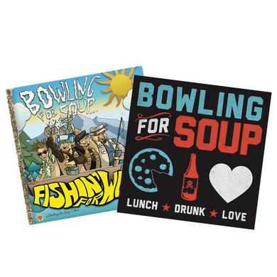 Bowling For Soup - Vinyl Bundle