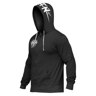 From Ashes to New Fractal zip up Hoodie