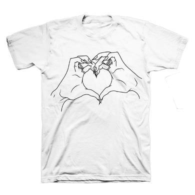 Dua Lipa Hand Heart T-Shirt