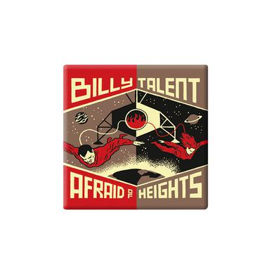Billy Talent Afraid Of Heights Fridge Magnet