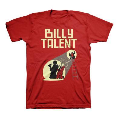 Billy Talent Rabbit Red T-Shirt