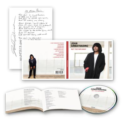 Joan Armatrading Not Too Far Away CD Album CD