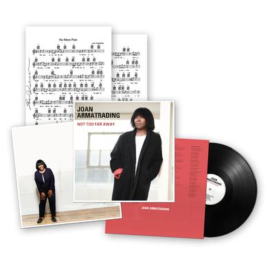 Joan Armatrading Not Too Far Away Vinyl LP LP