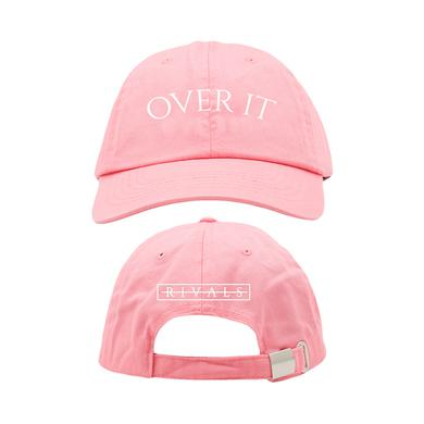 Rivals Over It Dad Hat (Pink)