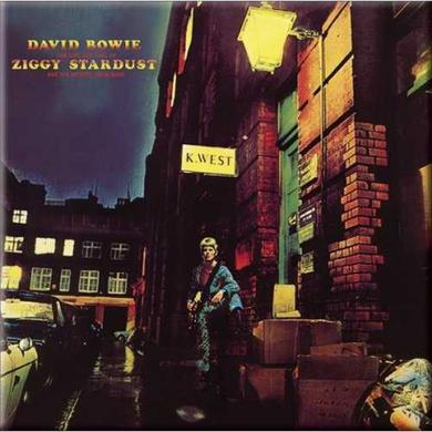 David Bowie Ziggy Stardust Fridge Magnet