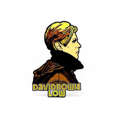 David Bowie Low Enamel Pin