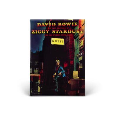 David Bowie Bowie Ziggy Stardust Magnet