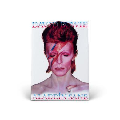 David Bowie Aladdin Sane Magnet