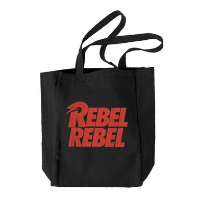 David Bowie Rebel Rebel Tote