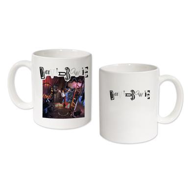 David Bowie Never Let Me Down Mug